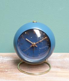 Karlsson Alarm clock Globe Blue