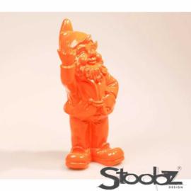 STOOBZ F*ck you tuinkabouter Oranje M