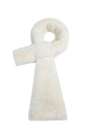 Doorsteek sjaal Off-White