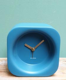 Karlsson Alarm clock Chunky Blue