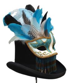"Opgemaakte hoed: ""Mask"""