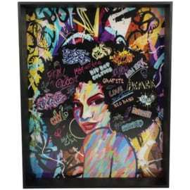 Photo frame Popart Multi 25 x 20 cm