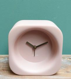 Karlsson Alarm clock Chunky Softpink
