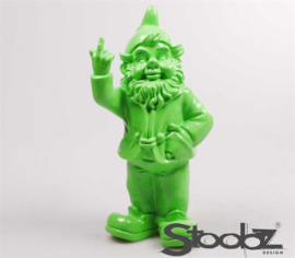 STOOBZ F*ck you tuinkabouter Groen L