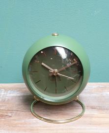 Karlsson Alarm clock Globe Green