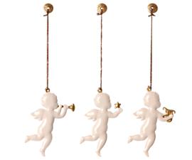 Metalen engeltjes hanger - Maileg