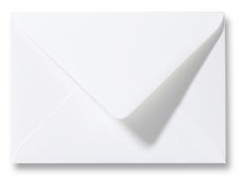 Envelop wit-biotop 15,6x22 cm