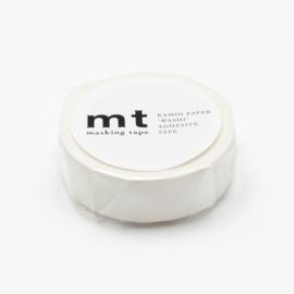 Maskingtape matte white