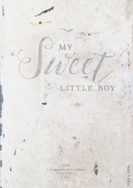 My sweet little boy - A5