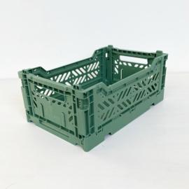Aykasa kratje mini - almond green