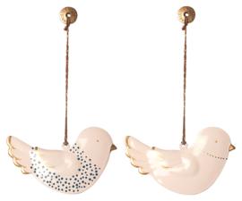 Metalen vogeltjes hanger - Maileg