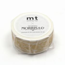 Maskingtape Morris &Co orange border