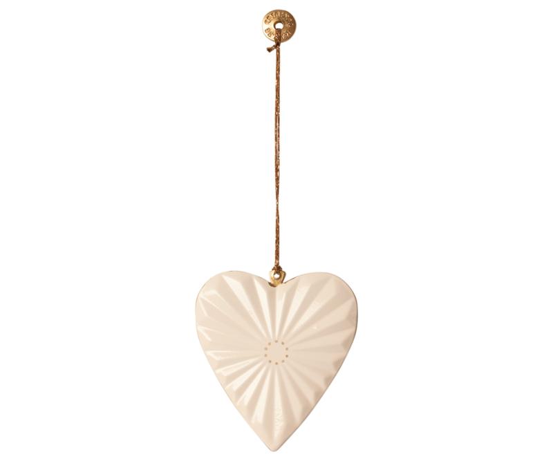 Maileg metalen hanger hartje