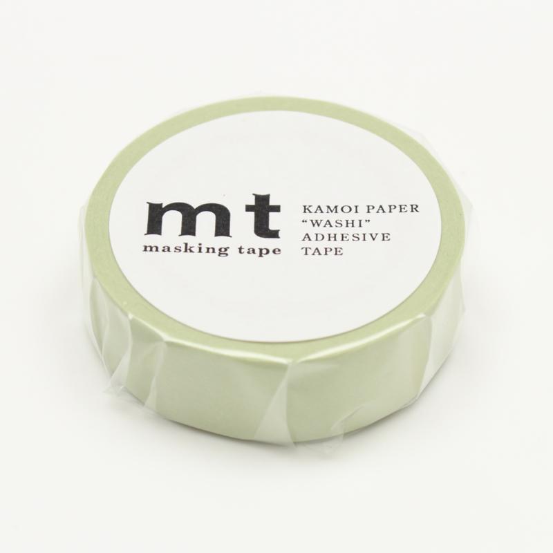 Maskingtape pastel olive
