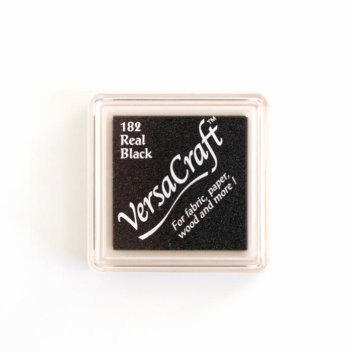 Stempelkussen VersaCraft - 182 Real Black