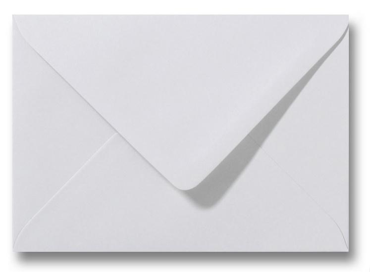 Envelop lichtgrijs C6