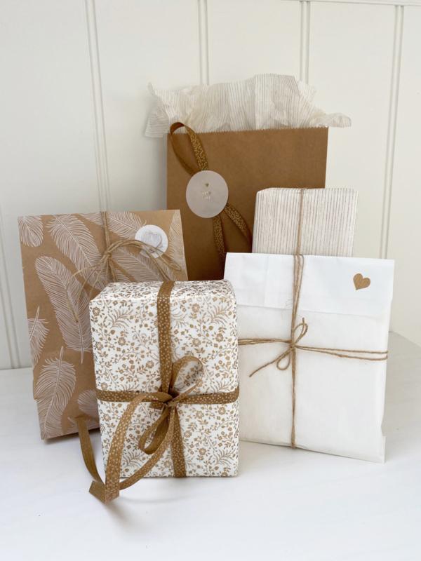 DIY inpakset 03 - Kraft&White