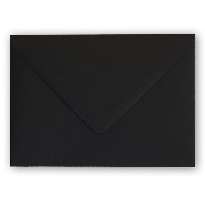 Envelop - Zwart  C6