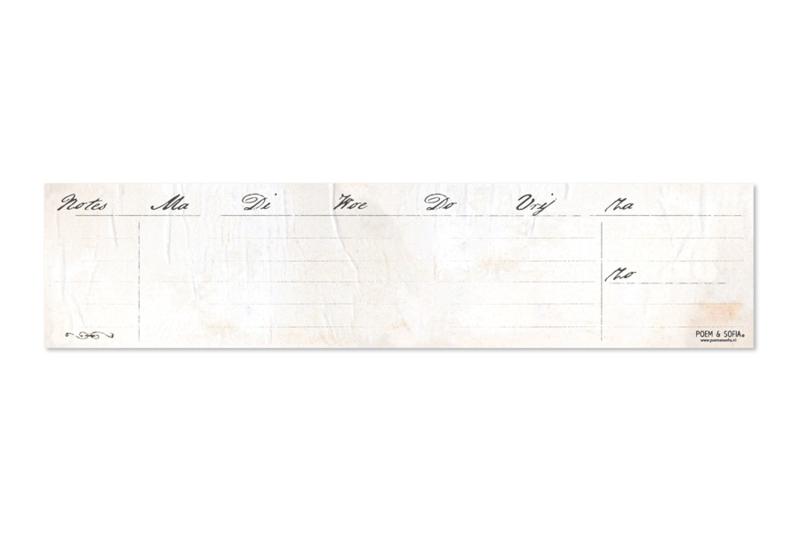 Bureauplanner