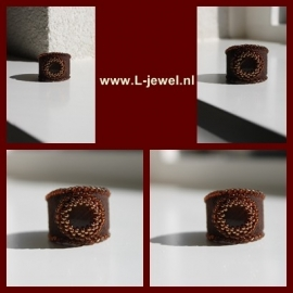 "Ring ""brownie"""