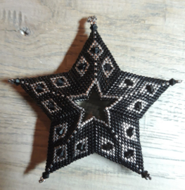 3d ster glitter