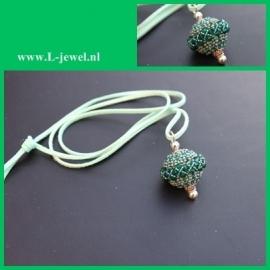 Green Lunabead