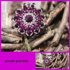 Purple granada