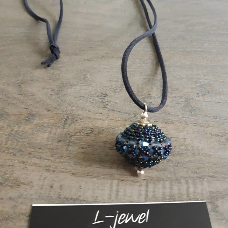 Lunabead blue