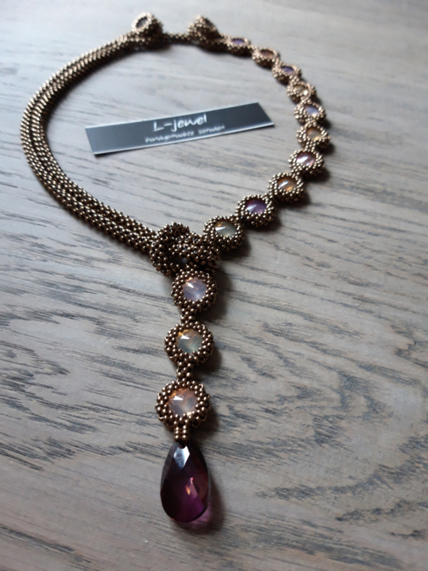 Angelique purple