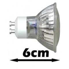 GU10 - 45 SMDs - 3watt
