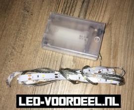 LED strip op batterijen