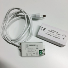 LED Driver omvormer 24 Watt