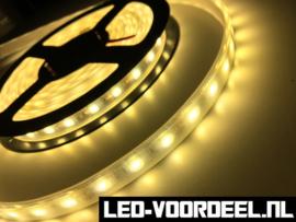LED Strip - Warm wit - 5050 smd - IP67 - ZV