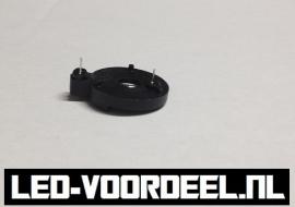 Knoopcel batterijhouder 20mm