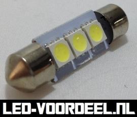 36mm - C5W - Festoon - 3 SMD