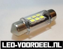 36mm kentekenverlichting / binnenverlichting 6 smd