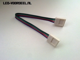 RGB - naar - RGB doorkoppel stekker