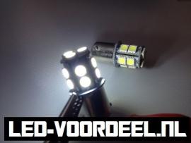 BA15S - P21W / 1156  - 13 SMD LED - Helder wit