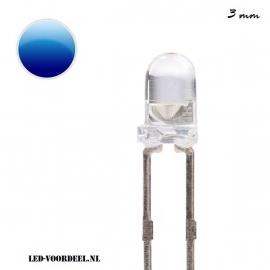 LEDjes 3mm Blauw (10stuks)