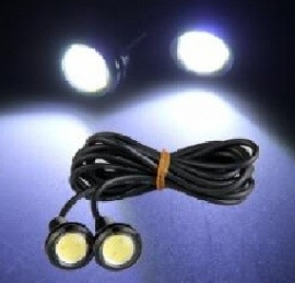 3 Watt High Power LED - 2X