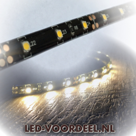 Flexibele LED strip - 30 cm - Warm wit