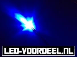 LEDjes 3mm Blauw  12 Volt
