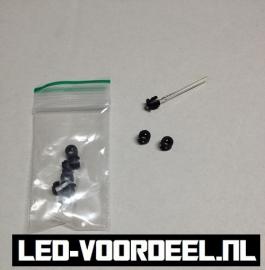 Led Houders 3mm (10stuks)