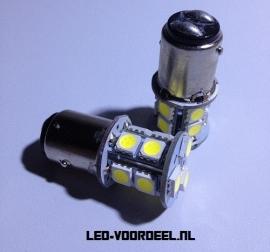 BAY15D-P21/5W - 13smd- Achterverlichting (1setje)