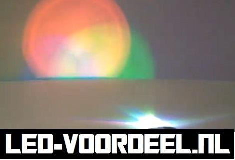 5mm RGB veranderd vanzelf van kleur (langzaam)