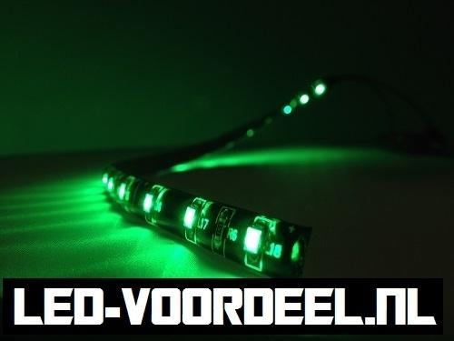 Flexibele LED strip - 30 cm - Groen