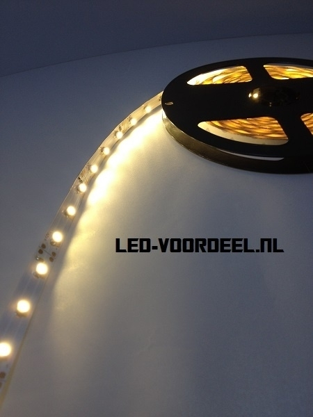 LED Strip - Warm wit  - IP20 - 50CM - 12 Volt