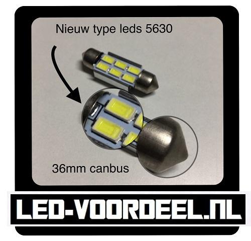 Auto Interieur/Binnenverlichting - 36mm - Canbus
