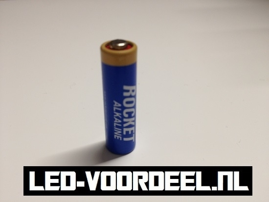 Rocket Alkaline 27A-12Volt Batterij