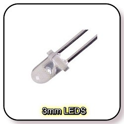 3mm led los